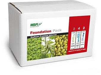 Soybean Premium Infurrow 2:4:2